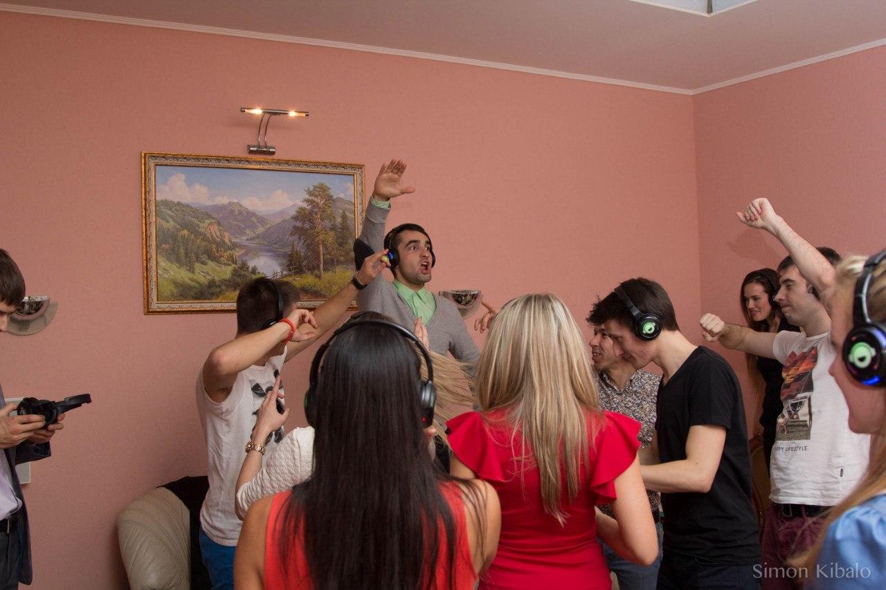 Фото с вечеринок 17 фотография